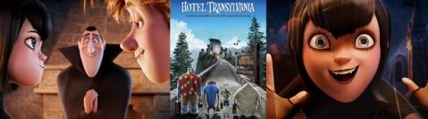 Hotel Transylvania - Banner