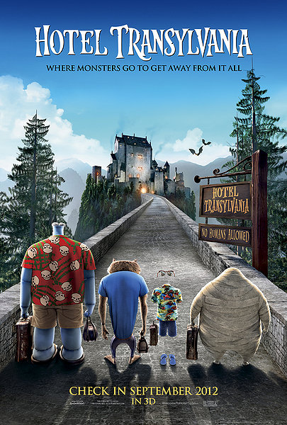 Hotel Transylvania - Poster