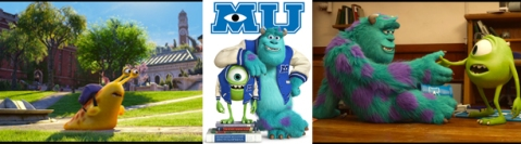 Monsters University - Banner