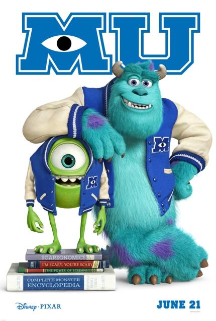 Monsters University - Poster