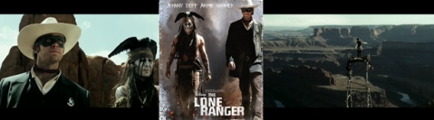The Lone Ranger - Banner