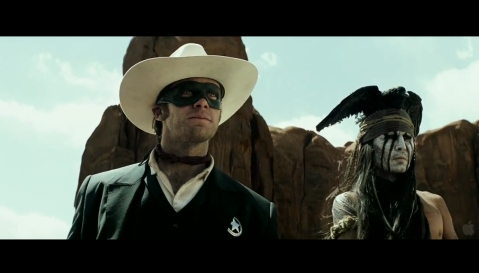 The Lone Ranger - Lone Ranger and Tonto