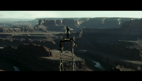 The Lone Ranger - That's a Nice Landscape Shot