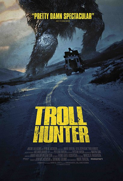Troll Hunter - Poster