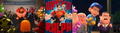 Wreck-It Ralph - Banner