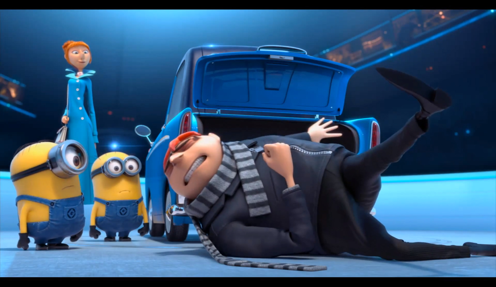 Beautiful mistake despicable me 2 Film hd me