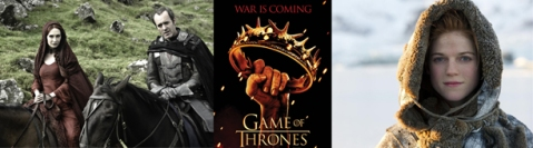 Game of Thrones Season 2 - Banner