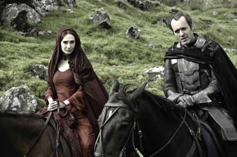 Game of Thrones Season 2 - Carice-van-houten-stephen-dillane