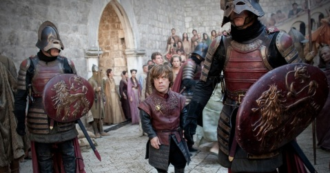 Game of Thrones Season 2 - Mob Attacking