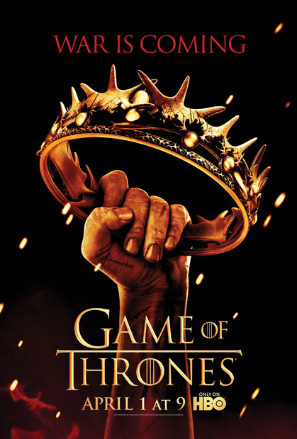 Game of Thrones Season 2 - Poster