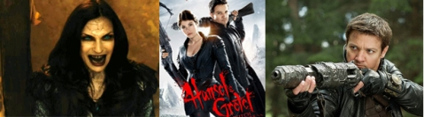 Hansel and Gretel Witch Hunters - Banner