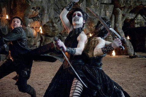 Hansel and Gretel Witch Hunters - Conjoined Witches