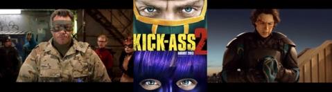 Kick Ass 2 - Banner