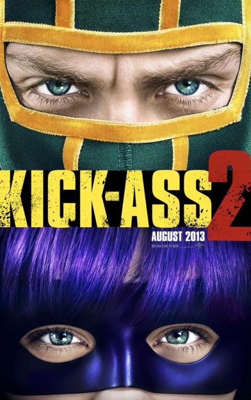 Kick Ass 2 - Poster