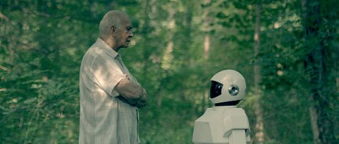 Robot and Frank - The Robot and Frank