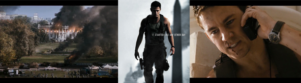 White House Down (Trailer #1) Review (1/6)