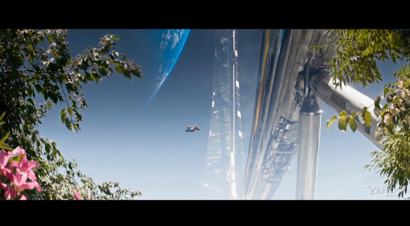 New ELYISUM Featurette |Elysium Planet
