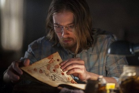 Evil Dead - Reading the book