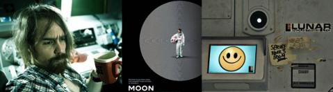 Moon-banner