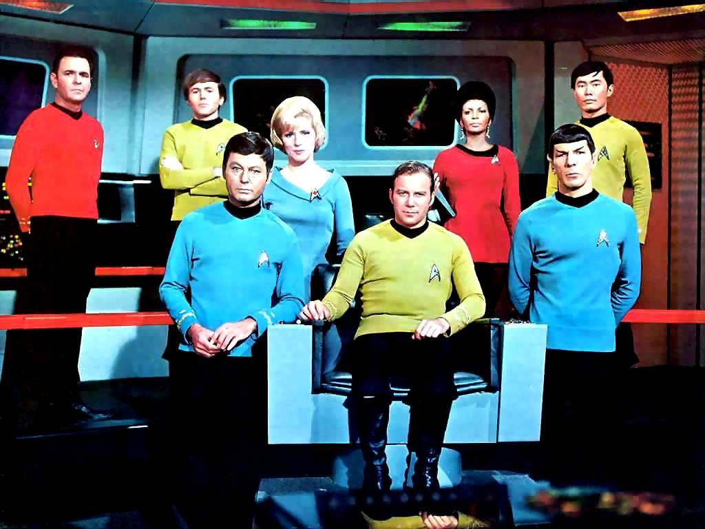 A nagy konfrontáció: régi Star Trek vs új Star Trek 1