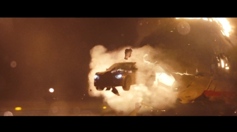 Fast & Furious 6 - Car Jumping Out of a Plane