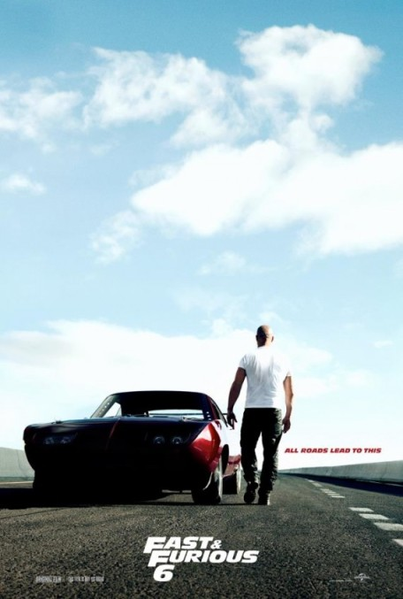 Fast & Furious 6 - Official Poster