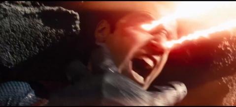 Man of Steel - Heat Vision