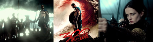 300: Rise of an Empire (Trailer #1) Review (1/6)