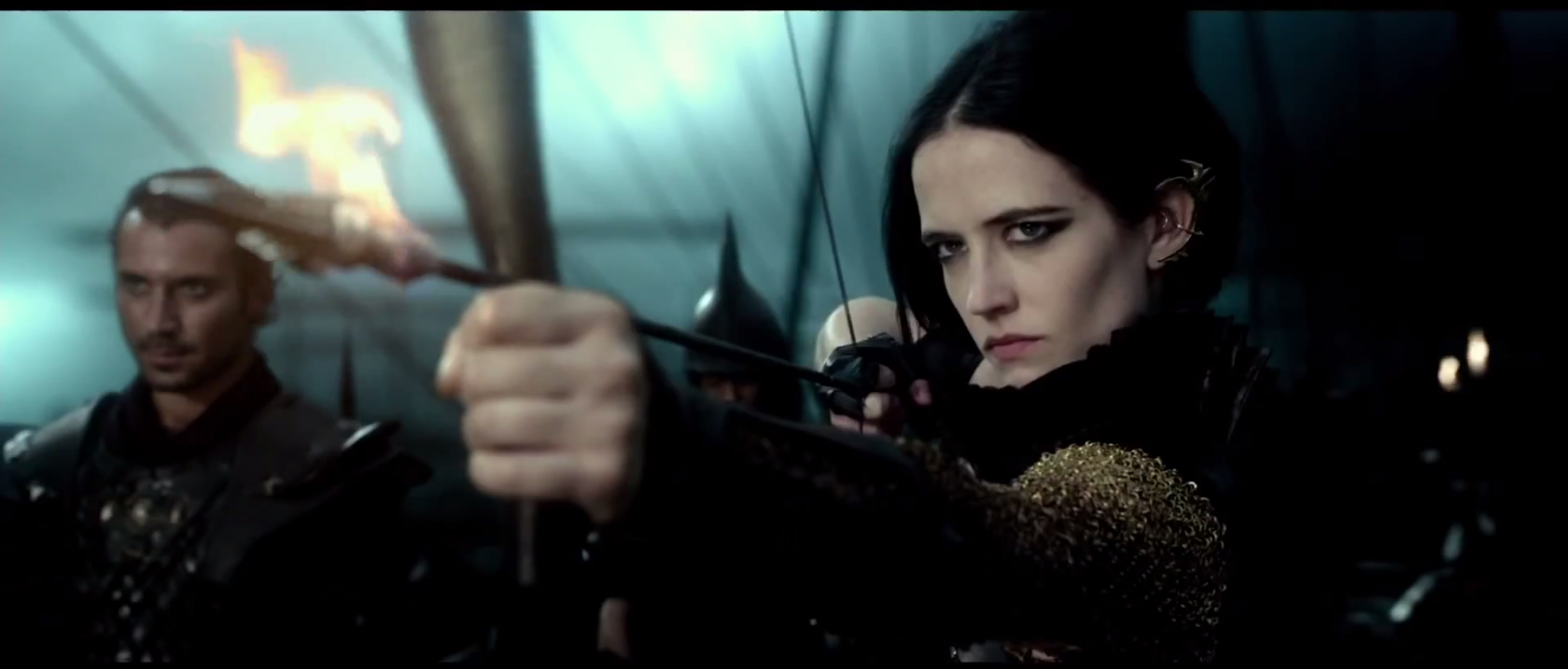 300: Rise of an Empire (Trailer #1) Review | Tim's Film ... Eva Green Review