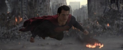 Man-of-Steel-Superman-in-flight