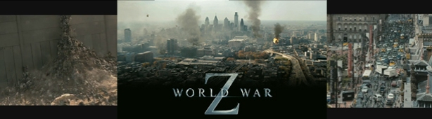 World War Z - Banner