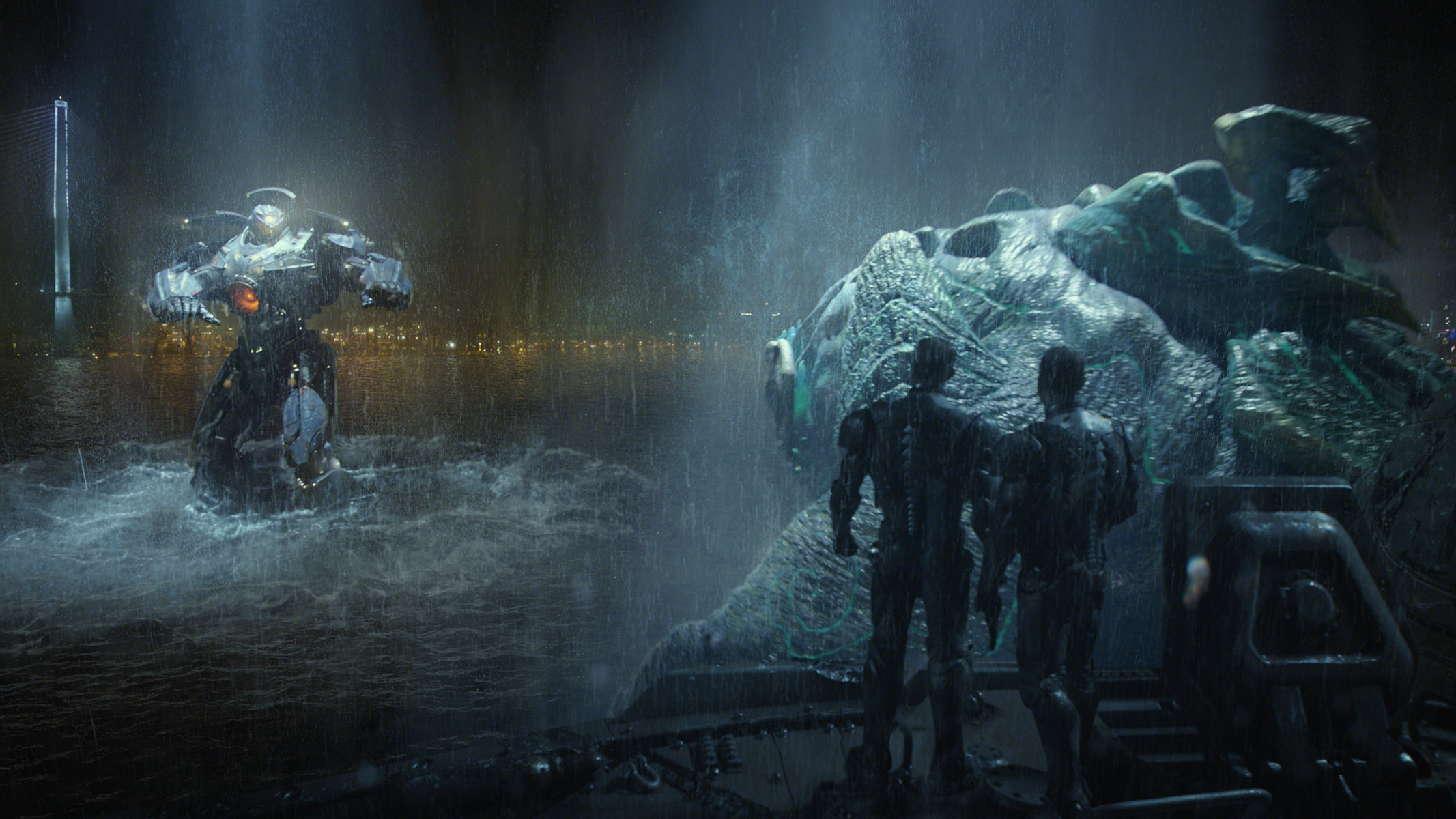 Pacific Rim (2013) Review | Tim's Film Reviews Pacific Rim 2013