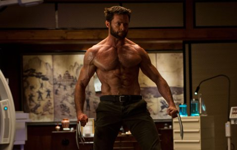 The-Wolverine-claws-and-ripped