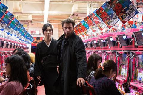 The-Wolverine-Mariko-and-Logan