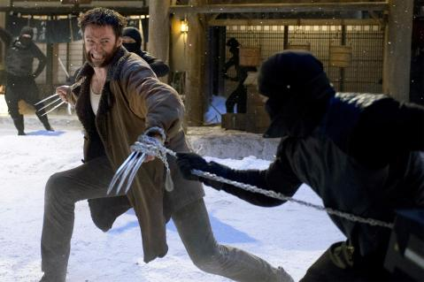 The-Wolverine-ninja-fight