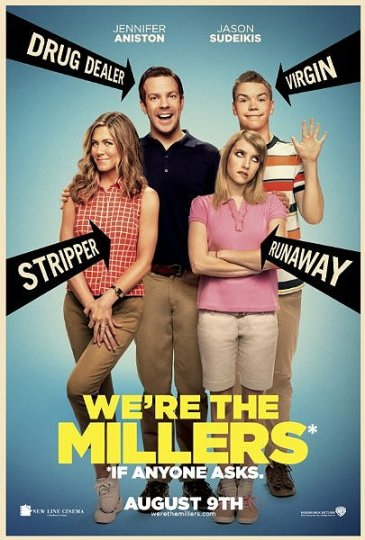 We're the millers-Poster