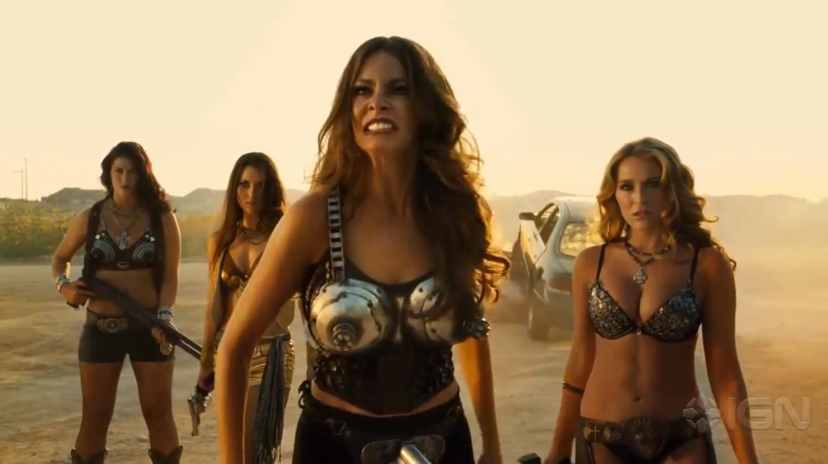 Machete Cast machete k... Amber Heard