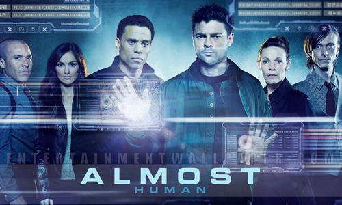 Almost Human Season 1 ep 1 2