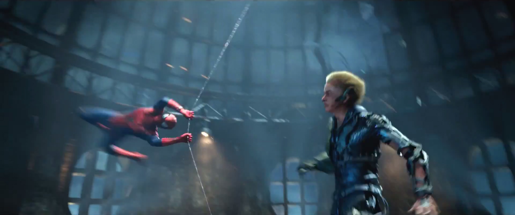 The Amazing Spider-Man 2 (Trailer #1) Review | Tim's Film ...