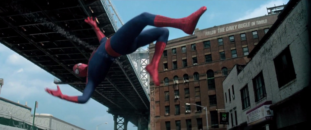 The Amazing Spider-Man 2 (Trailer #1) Review (3/6)