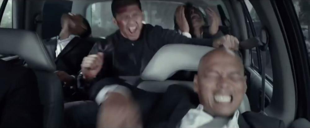 The Raid 2: Berandal (Trailer #2) Review (4/6)