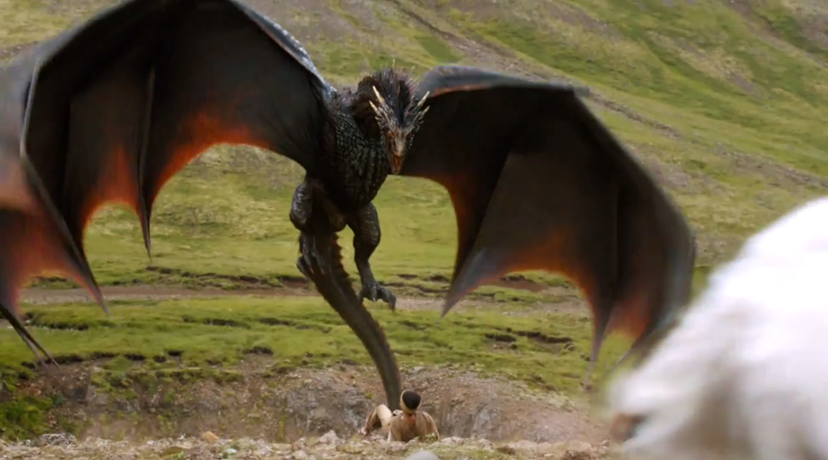 Game of Thrones     Season 4  Trailer  2  ReviewGame Of Thrones Season 4 Dragons