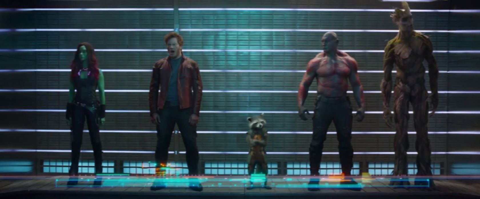 Guardians of the Galaxy (Trailer #1) Review | Tim's Film ...