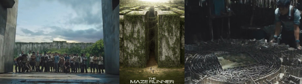 The Maze Runner (Trailer #1) Review (1/6)