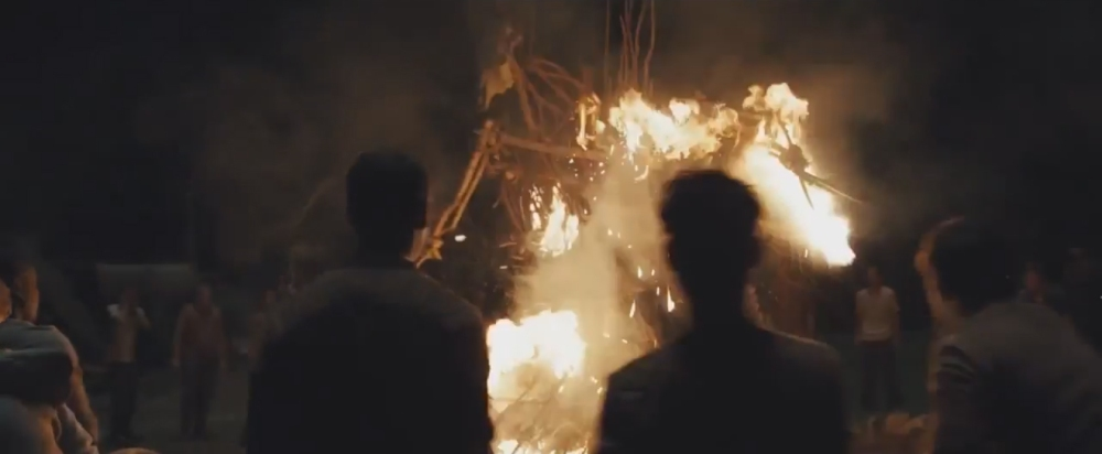 The Maze Runner (Trailer #1) Review (4/6)