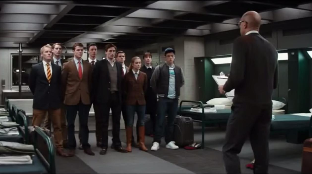 Kingsman The Secret Service Q A With: Mini Trailer Reviews