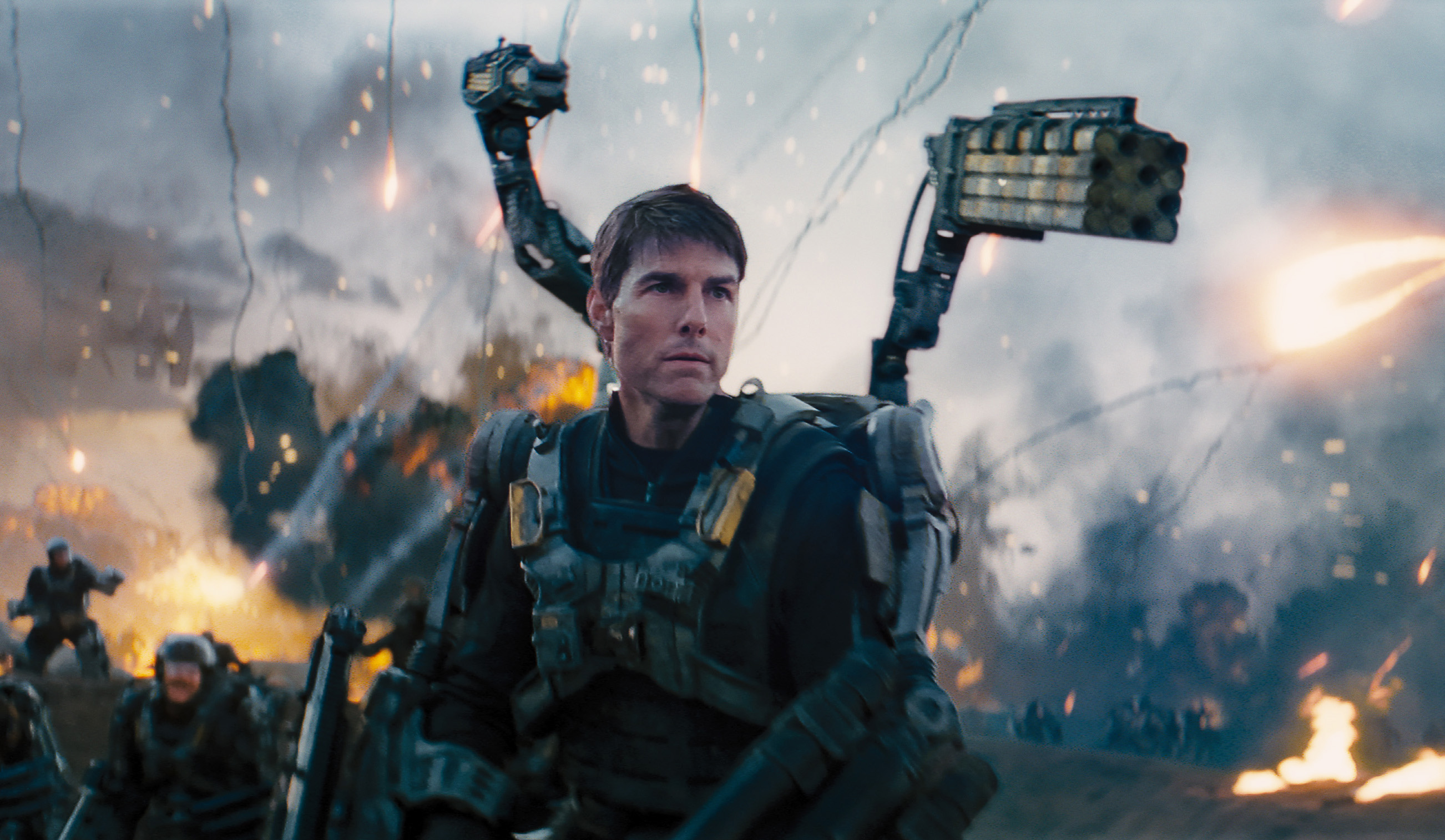 Edge of Tomorrow (2014) Review (Or as I prefer 'All You ...