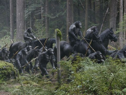 dawn-of-the-planet-apes-on-horses