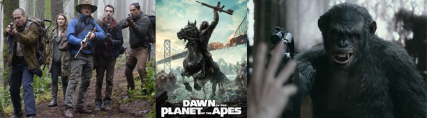 Dawn of the Planet of the Apes (2014) Review (1/6)