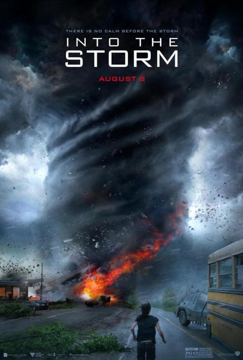 Into the Storm- poster